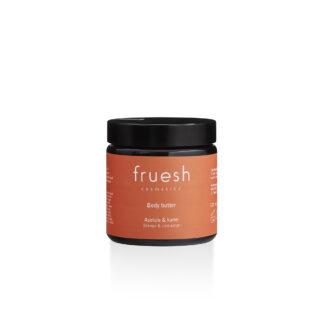 Fruesh Cosmetics Body butter Apelsin och kanel