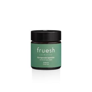 Fruesh Cosmetics Korrigerande ögonkräm Grönt te
