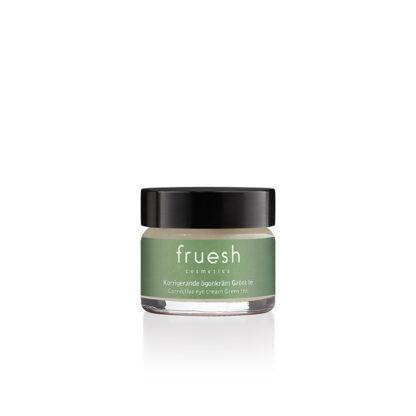 Fruesh cosmetics korrigerande ögonkräm Grönt te 15 ml